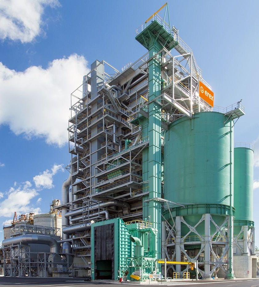 国内最大級のバイオマス発電所イーレックスニューエナジー佐伯株式会社 佐伯発電所